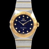 Omega Constellation 25mm Blue United States of America, California, Burlingame