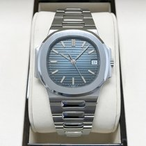 Patek Philippe Steel 37mm Automatic 3800/1A-001 pre-owned