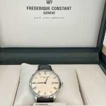 Frederique Constant Steel 40mm Automatic FC-306MR4S6 new