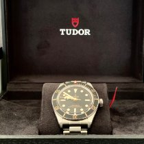 Tudor Black Bay Fifty-Eight Acier 39mm Noir Sans chiffres France, Bussy-Saint-Georges