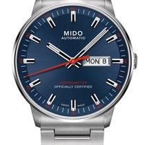 Mido Stal 40mm Automatyczny M021.431.11.041.00 nowość