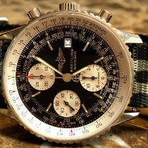 Breitling Old Navitimer Steel 41.5mm Black Arabic numerals United States of America, Pennsylvania, Philadelphia
