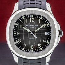 Patek Philippe Aquanaut Steel 40mm Black Arabic numerals United States of America, Massachusetts, Boston