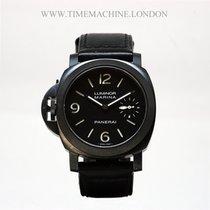 Panerai Carbon Automatic Black Arabic numerals 44mm new