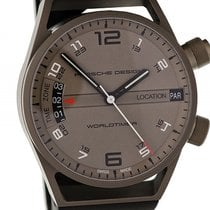 Porsche Design new Automatic PVD/DLC coating 45mm Sapphire crystal