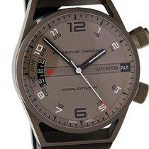 Porsche Design Worldtimer 45mm Arabisch