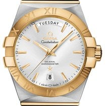 Omega Constellation Co-Axial Automatic Day Date 38mm 123.20.38...