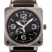 Bell & Ross Aviation 46 Automatic Power Reserve
