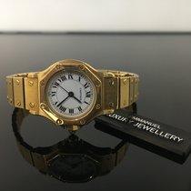 Cartier Santos Octagon 18 kt