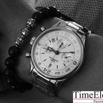 JeanRichard Chronograph GMT  43 mm Referenz 54012 perfektes...