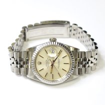 Rolex DateJust 36mm Oyster Perpetual Stainless Steel Watch 16030