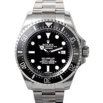 Rolex Sea-Dweller DEEPSEA Mens Automatic Watch 116660/98210
