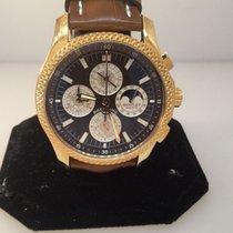 Breitling Bentley Mark VI Perpetual Chronograph Men's Gold...