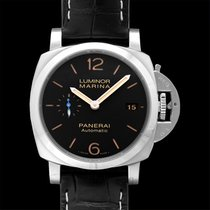 Panerai Automatic Black 42mm new Luminor Marina 1950 3 Days Automatic