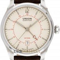 Union Glashütte Steel 41,00mm Automatic D009.429.16.267.00 new