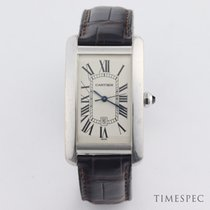 Cartier Tank Américaine 1741 2004 pre-owned