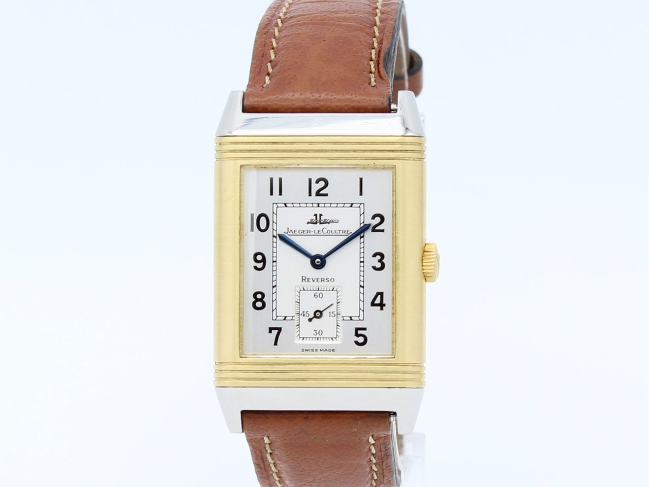 b828475ce247 Jaeger-LeCoultre Reverso Classic Manual Winding Steel-Gold... for Rp.  64