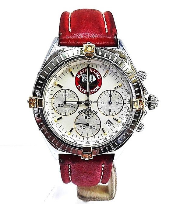 Breitling Colt Chrono Sextant Mata-Rangi - Limited Edition Two... eladó 502  935 Ft Trusted Seller státuszú eladótól a Chrono24-en 5e41f9612a
