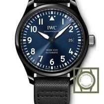 IWC Keramiek Automatisch Blauw Arabisch 41mm nieuw Pilot Mark