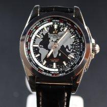 Breitling Galactic Unitime neu 2018 Automatik Uhr mit Original-Box und Original-Papieren WB3510U4/BD94