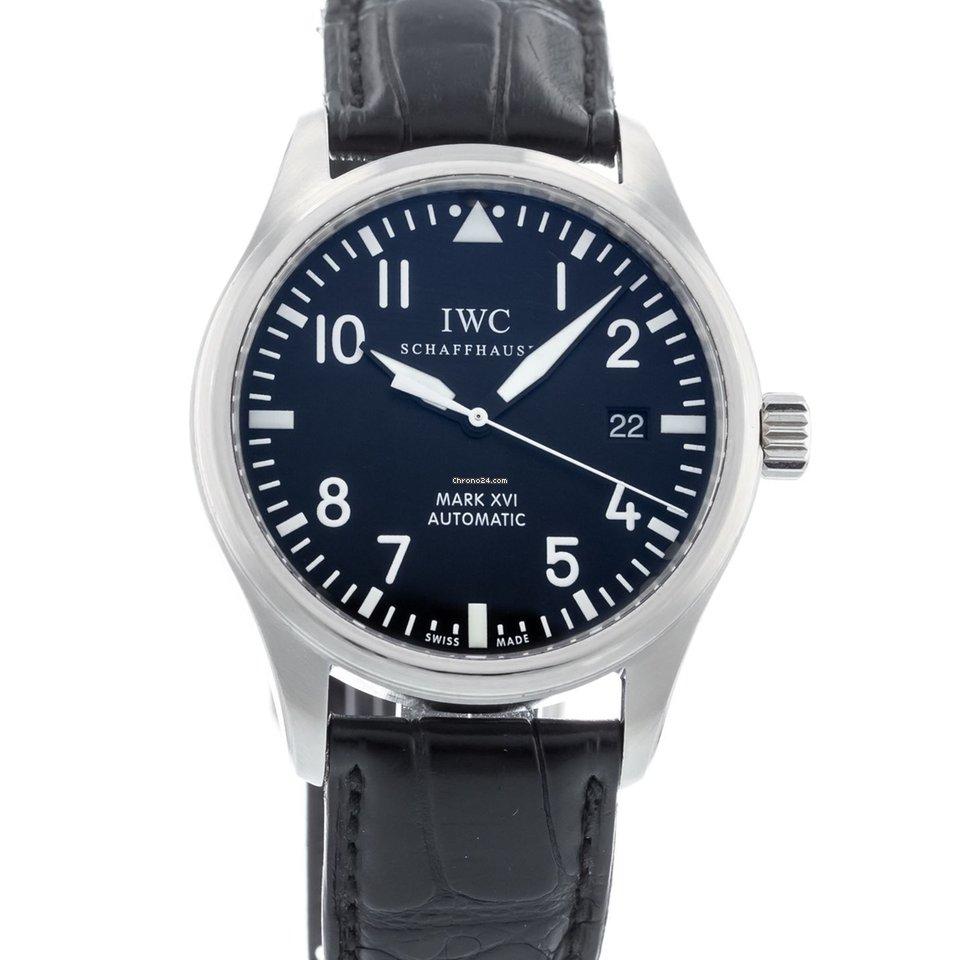 aa36313690d5 IWC Pilot s Watch Mark XVI IW325501