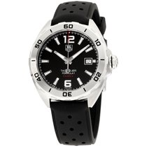 TAG Heuer Formula 1 Calibre 5 Steel 41mm Black Arabic numerals United States of America, New York, Brooklyn