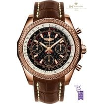 Breitling Bentley B06 Or rose 49mm Noir