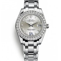 Rolex Pearlmaster White gold 34mm United States of America, New York, New York