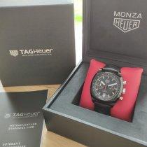 TAG Heuer Monza Titanium 42mm Black No numerals United Kingdom, Manchester