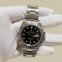 Rolex Explorer II Stahl 40mm Keine Ziffern Schweiz, Lugano