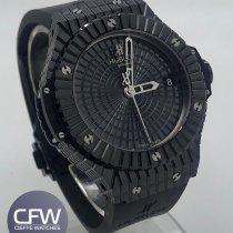 恒宝 Big Bang Caviar 陶瓷 41mm 黑色 无数字