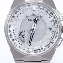 Citizen Titan 48mm Siv Bez brojeva