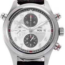 IWC Pilot Double Chronograph IW371806 2012 pre-owned