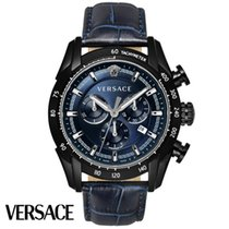 Versace Steel 44mm Quartz new