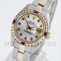 Rolex Lady-Datejust Ατσάλι 26mm Μαργαριταρένιο