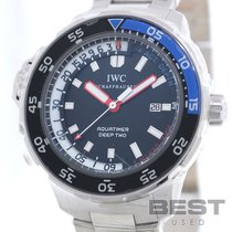 IWC Aquatimer Deep Two IW354701 новые