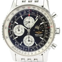 Breitling Montbrillant Olympus A19340 pre-owned