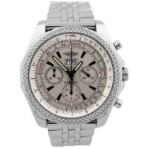 Breitling Bentley 6.75 Steel 48mm Silver No numerals United States of America, California, Fullerton