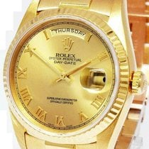 Rolex Day-Date 36 18238 1995 pre-owned