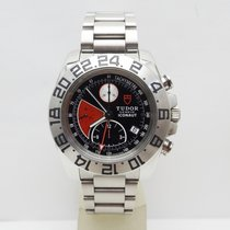 Tudor Iconaut Steel 43mm Black