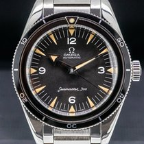 Omega Seamaster 300 234.10.39.20.01.001 Very good Steel 39mm Automatic