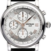 Montblanc Star Steel 42mm Silver