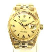 Rolex Oyster Perpetual Datejust 18K Bracelet (Excellent)
