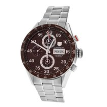 TAG Heuer Men's  Carrera CV2A12 Calibre 16 Date Automatic