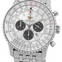 """百年靈 (Breitling) 50th Anniversary """"Navitimer"""" Chronograph."""
