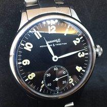 Eberhard & Co. Traversetolo - Steel Bracelet - BOX + Watch...