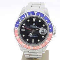 Rolex GMT-Master PEPSI 40mm (BOXonly1996) Red&Blue MINT