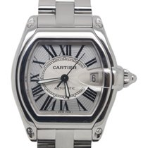 Cartier Automatic 2008 pre-owned Roadster Silver