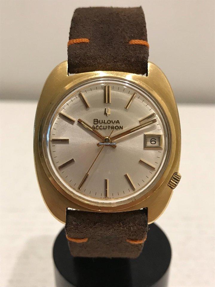 Relojes Bulova de segunda mano - Compare el precio de los relojes Bulova c8342f808d6c