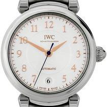 IWC Da Vinci Automatic Steel 36mm Silver Arabic numerals United States of America, New York, New York